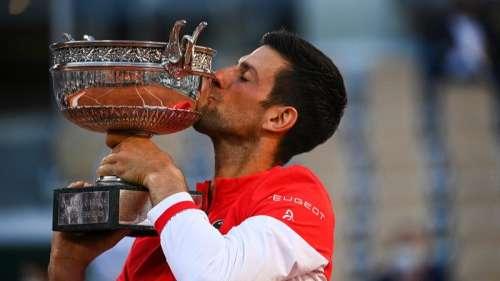 Djokovic nails Grand Slam no. 19, beats Tsitsipas at Roland Garros