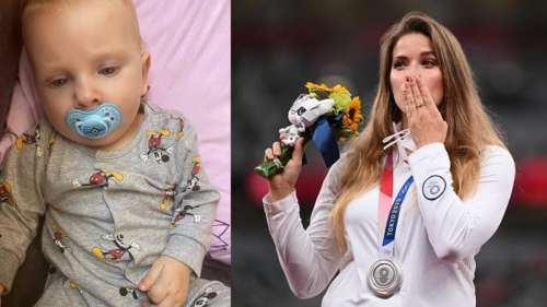 Polish athlete auctions Olympic silver medal for 8-month-old's heart surgery