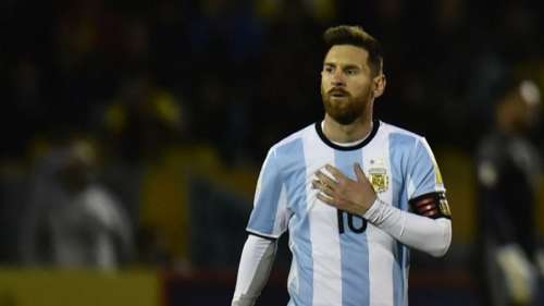 Lionel Messi confesses to worrying about contracting Covid-19