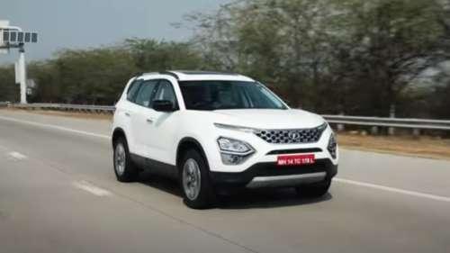 New Tata Safari review