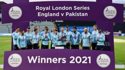 Pakistan humiliated, England whitewash Babar's men in ODI series