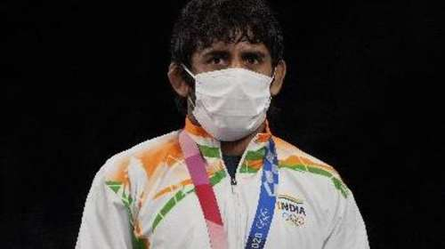 Bajrang Punia ruled out of World Wrestling Championship with a ligament tear