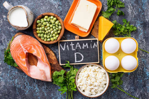 Covid link to Vitamin D