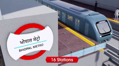 Bhopal Metro Project
