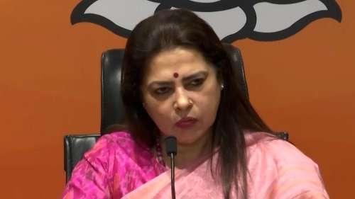 'Taking back my words': Meenakshi Lekhi after 'hooligans' remark on farmers' protests