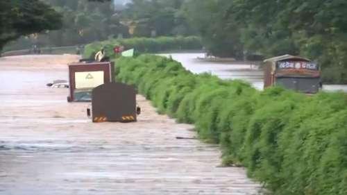 Incessant rain in Maharashtra kills at least 140 people, over 89,333 people evacuated