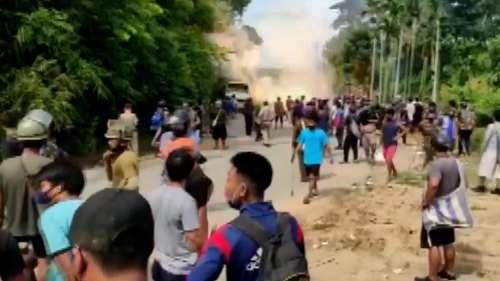 Assam Mizoram Border Tension: সীমান্ত বিবাদের জেরে সংঘর্ষ আসাম-মিজোরামের, নিহত ৬ পুলিশ