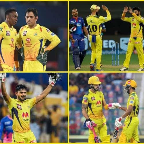 IPL 2021 Final: 5 reasons why Chennai Super Kings won their 4th IPL title