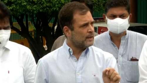Jallianwala Bagh memorial revamp: Rahul slams Centre's 'insult of martyrs'