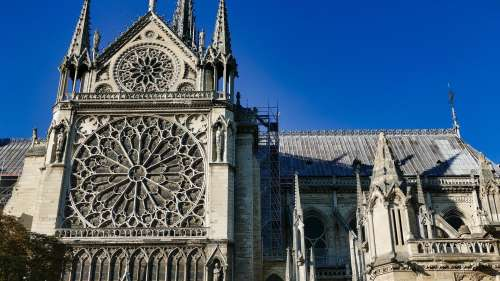 Notre Dame Cathedral may never be the same