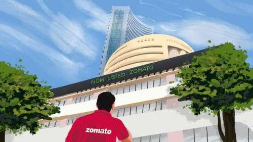 Zomato IPO: कंपनी ने किया धमाका, बाजार में लिस्टिंग के बाद मार्केट कैप 1 लाख करोड़ के पार