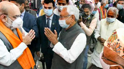 RJD mocks CM Nitish Kumar