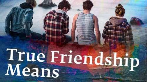 What is true friendship? – Sadhguru