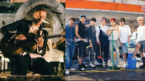 BTS to appear with Coldplay's Chris Martin on YouTube's weekly show 'Released'
