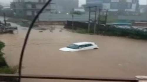 उत्तराखंड: भारी बारिश
