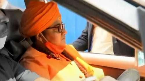 Basketball, garba, and now kabaddi video: why is BJP MP Pragya Thakur facing flak