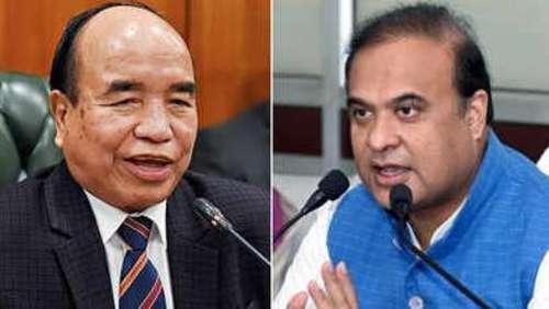 Assam-Mizoram Clash: बातचीत के जरिए विवाद खत्म करेंगे दोनों राज्यों के सीएम, रविवार को फोन पर भी की बात