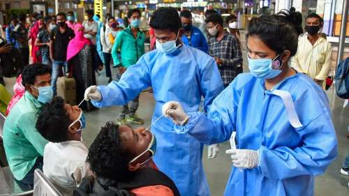 On News Guru   Covid 2nd wave batters India: Are hospitals equipped?
