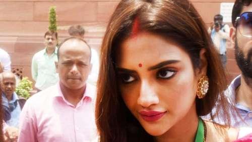 Nusrat Jahan ने भारतीय संस्कृति को शर्मसार किया, पार्टी करे सस्पेंड या खुद दें इस्तीफा: दिलीप घोष