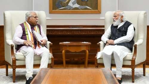 हरियाणा में भी बदलेगा CM चेहरा? दिल्ली में PM मोदी से खट्टर की मुलाकात के बीच चर्चा तेज