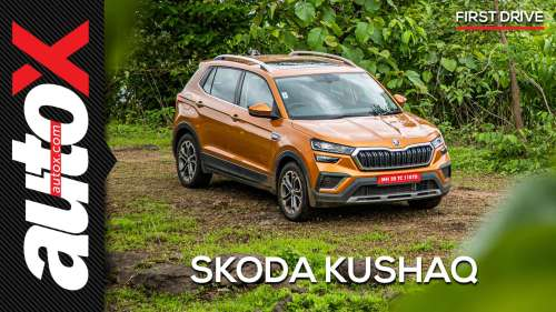 Skoda Kushaq: We drive the new 'Driver's' SUV in town | Review | autoX