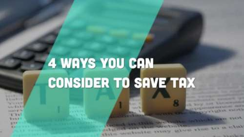 Rush for tax savings, 4 things you could consider