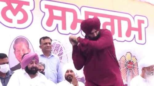 Punjab Congress का 'कैप्टन' बनते ही फॉर्म में दिखे सिद्धू, बोले- दिल्ली मॉडल के परखच्चे उड़ा देंगे