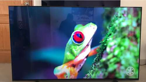 Sony A8H OLED TV review
