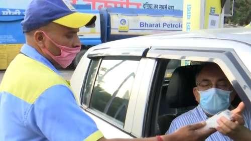 Petrol and diesel prices hiked: 7 days-7 hikes, Diesel crosses 100, Petrol over ₹110