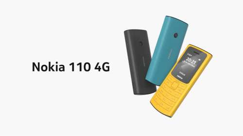 Nokia 110 4G launched in India: check price and specs of this feature phone