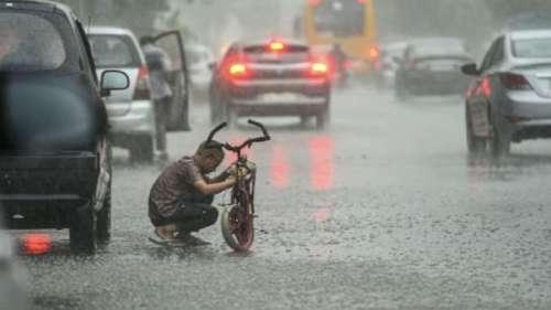बारिश ने बढ़ाई चिंता