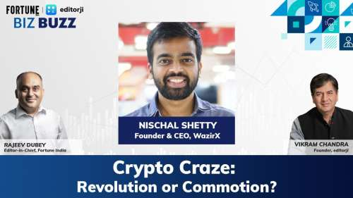 On Biz Buzz | Crypto unregulated not illegal says WazirX