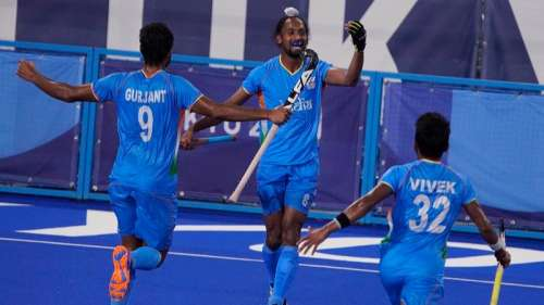 Tokyo Olympics 2020: India beat Great Britain 3-1 to enter semifinals