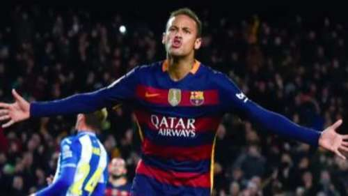 Neymar and Barcelona settle long-running legal dispute 'amicably'