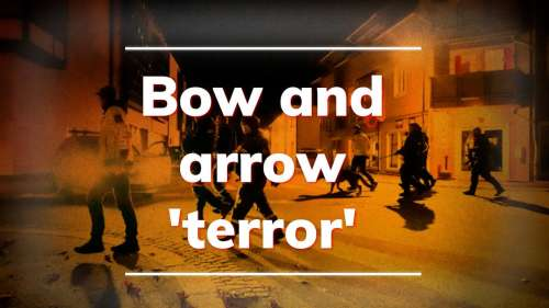 Norway bow and arrow attack: a brief history of attacks by the far-right