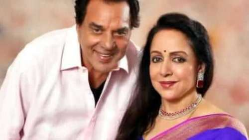 'Dream Girl' Hema Malini was courted by many!