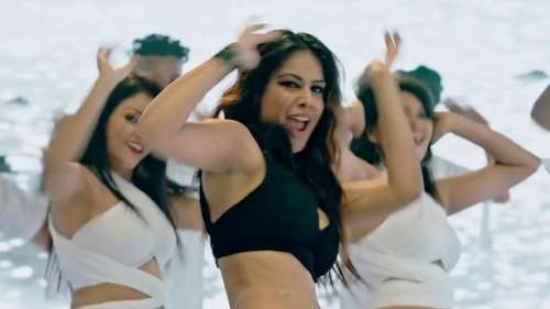 Nia Sharma's sizzling number 'Do Ghoont' is Bollywood's next dance anthem
