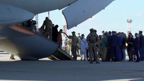 Over 90 countries issue joint statement on evacuation assurances given by Taliban
