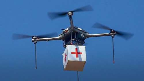 Govt invites bids for delivery of Covid vaccines by drones