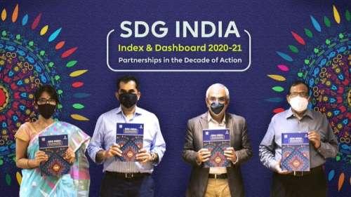 नीति आयोग ने जारी की SDG इंडिया इंडेक्स 2020-21 रैंकिंग, केरल टॉप पर तो बिहार सबसे फिसड्डी