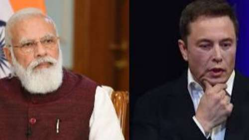 Musk's request to PM Modi