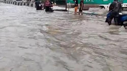 Weather Forecast: দুর্যোগ  কাটছে না, বুধবারও দক্ষিণবঙ্গের সমস্ত জেলায় মাঝারি বৃষ্টির সম্ভাবনা