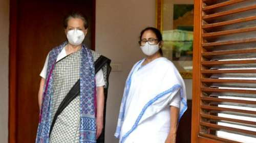 Mamata meets Sonia: ममता ने सोनिया-राहुल से की मुलाकात, कहा- बीजेपी को हराने के लिए सबका साथ आना जरूरी