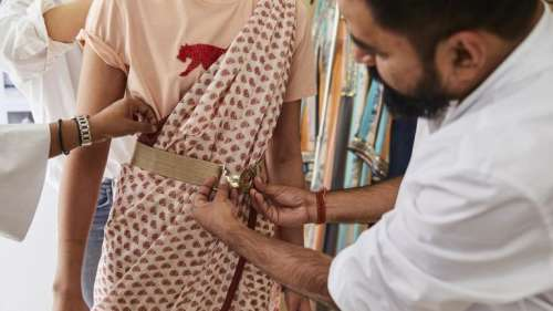 H&M Saree? What you can buy from the Sabyasachi X H&M collection