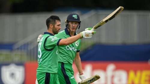 आयरलैंड का बड़ा उलटफेर, साउथ अफ्रीका को वनडे क्रिकेट इतिहास में पहली बार मात दी