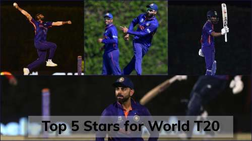 T20 World Cup 2021: Top 5 Indian stars to watch out for