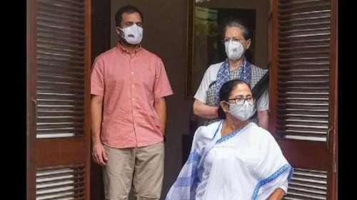 TMC ने Rahul Gandhi के चेहरे को नकारा, ममता बनर्जी को बताया PM Modi का विकल्प