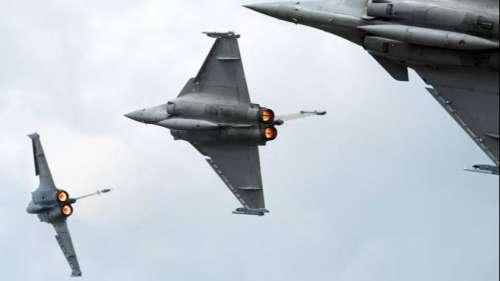 Rafale News: फ्रांस से आए तीन और विमान, अब भारत के बेड़े में 24 फाइटर प्लेन शामिल