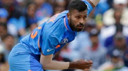 Want to bowl in the World T20: Hardik Pandya