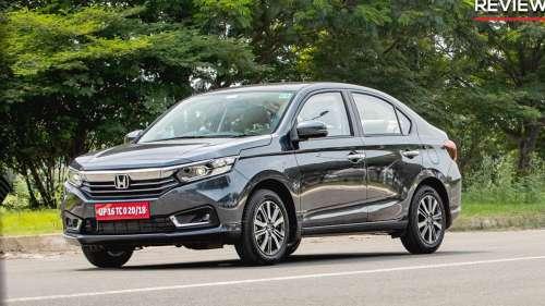 2021 Honda Amaze review